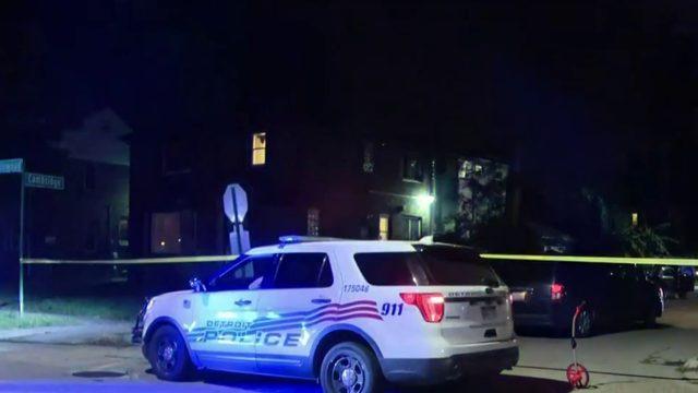 Man killed in shootng on Birwood Avenue on Detroit' west side