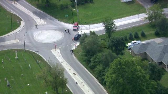 Motorcyclist dies in Washtenaw County crash