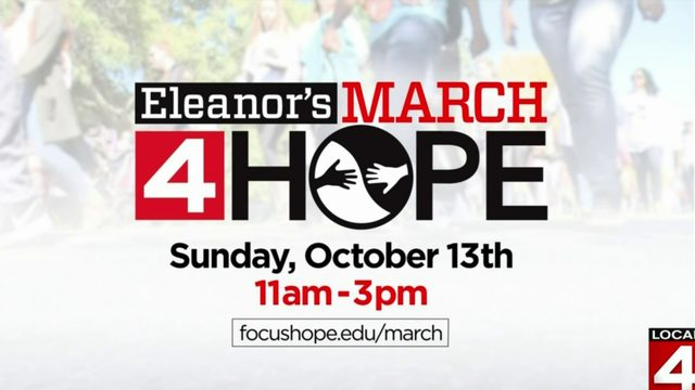 Join Eleanor's March 4 Hope
