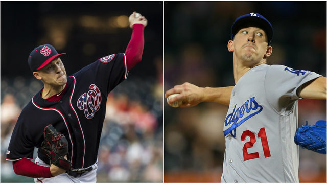 Washington Nationals vs. Los Angeles Dodgers in NLDS: Time, TV schedule,…