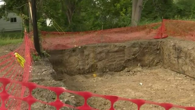 City of Detroit says it didn't order demolition of house meant for needy family