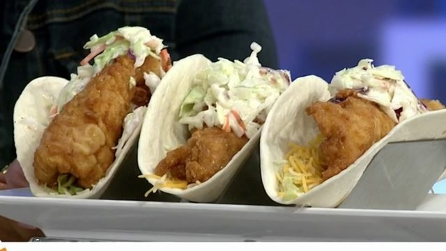 Spice up your night with these delicious tacos