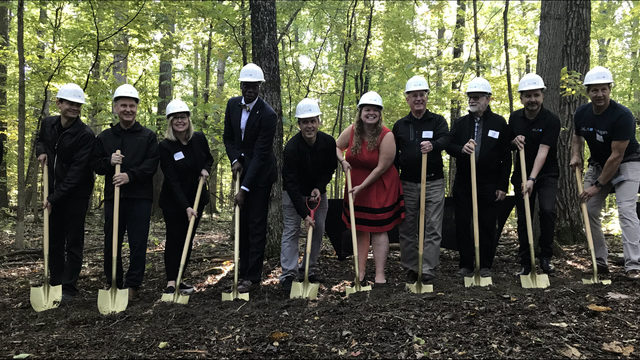 KLA breaks ground on its flagship $150M Ann Arbor campus