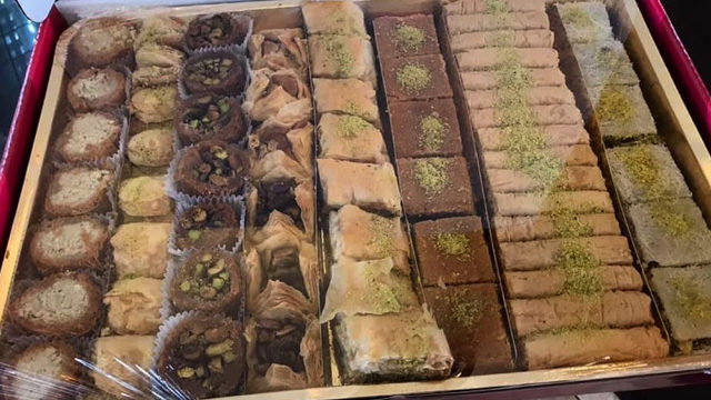 Baklava -- where to find the best in in Metro Detroit