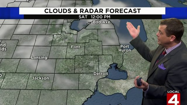 Metro Detroit weather: What to expect Friday, this weekend