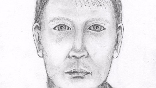 Sketch featuring person of interest in Michigan State University sexual…