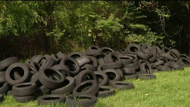Camera crusader fights illegal dumping in Detroit neighborhood