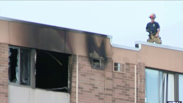 Fire at Southgate apartment complex causes chaos, multiple injuries
