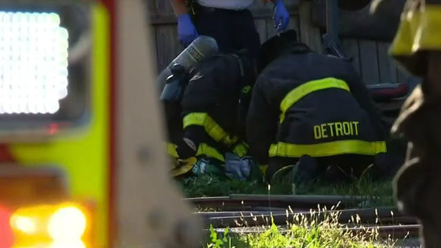 Family rescued from burning Detroit home works to recover, rebuild