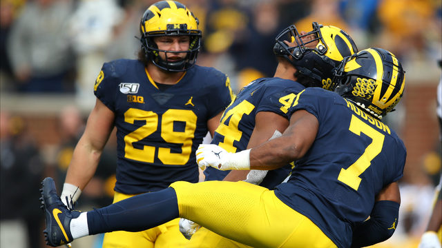 7 reasons for optimism after Michigan football's top-15 win over Iowa