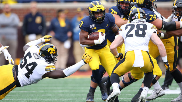 Michigan football: Wolverines defeat Fighting Illini 42-25
