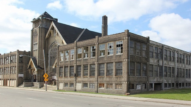 Michigan awarded $500K grant to rehab historic Detroit church
