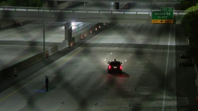 Police investigating I-696 crash that killed Westland man
