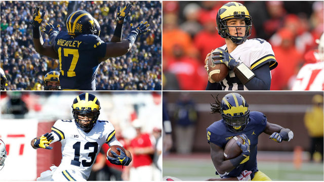 Here's where 25 Michigan football transfers are playing and how they're…