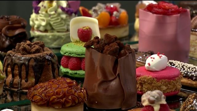 Treat your sweet tooth and celebrate National Dessert Month with…