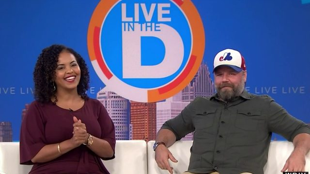 """Learn about life on the set of """"New Amsterdam"""" with Tyler Labine"""