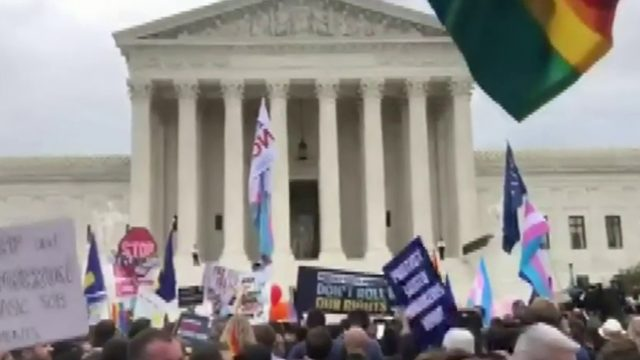 Supreme Court hears arguments in Michigan transgender discrimination case