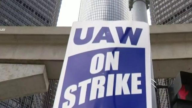 UAW Mack Truck members in three states on strike
