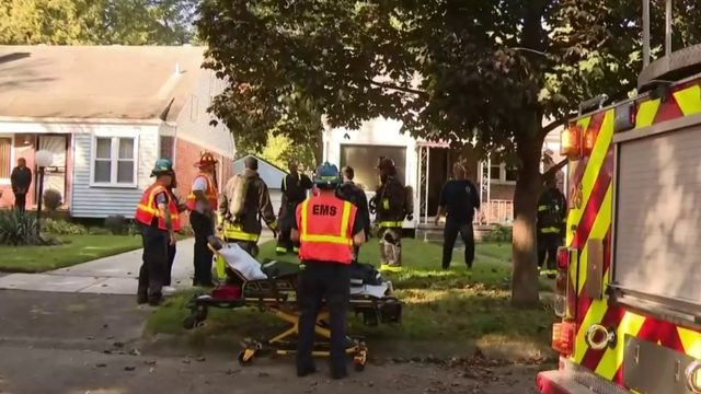 83-year-old man hurt, pets killed in house fire on Detroit's west side
