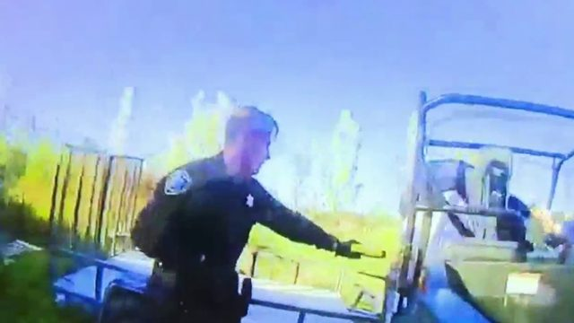 Body camera video shows takedown of Macomb County man after standoff