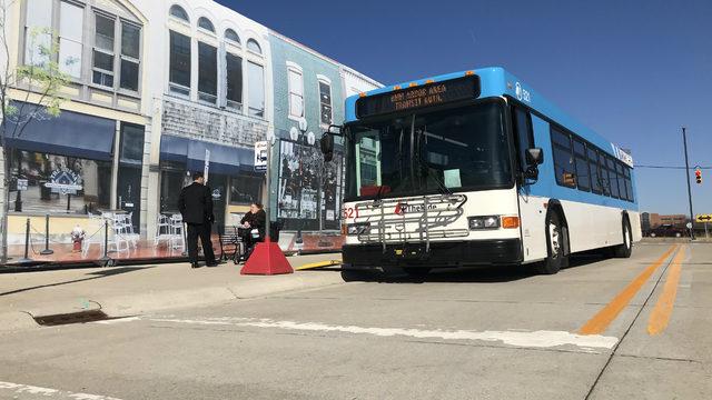 TheRide seeks public input for its long-range transit plan in Ann…