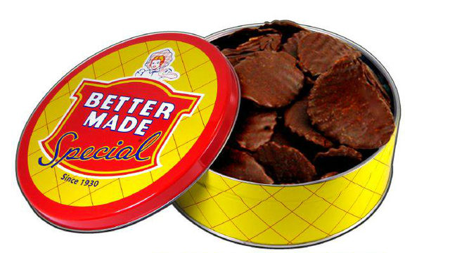 Better Made teases return of chocolate-covered potato chips