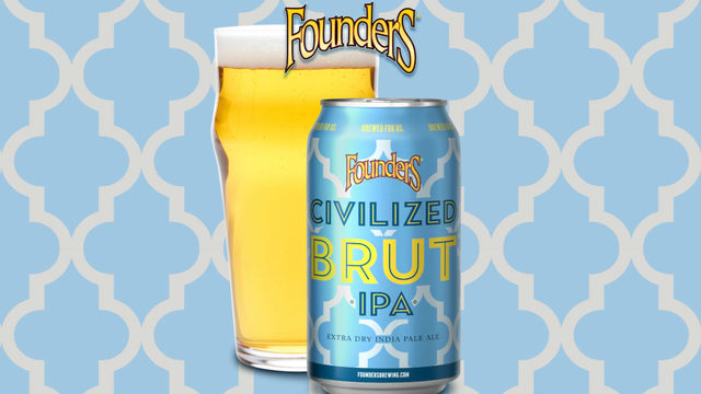 Founders Brewing Co. announces Champagne-like Civilized Brut as first…
