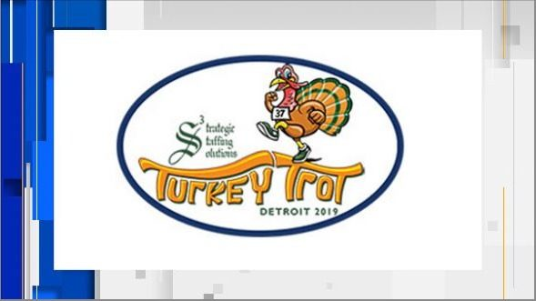 Registration now open for the 2019 Strategic Staffing Solutions Turkey Trot
