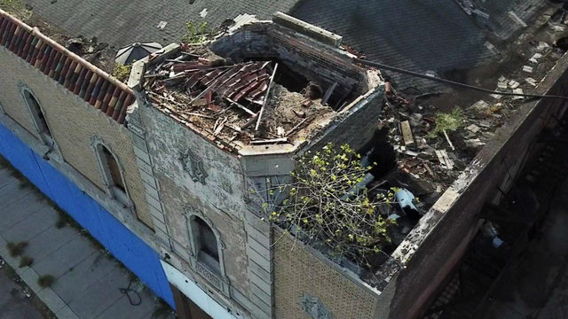Crowdfunding campaign seeks to fix Detroit's historic Grande Ballroom roof