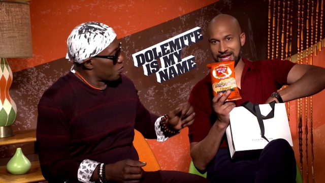 Keegan-Michael Key shares his Better Made potato chips