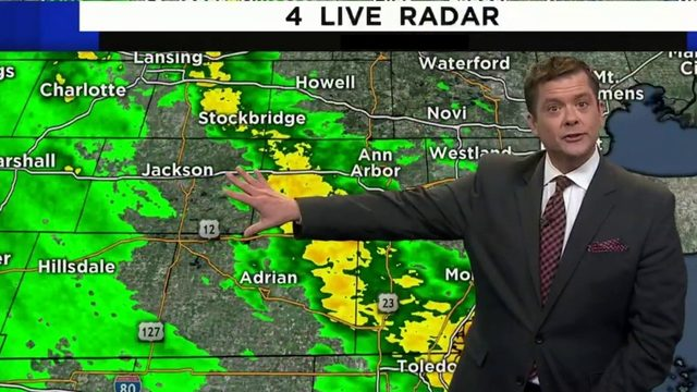 Metro Detroit weather forecast: Cold front could bring a wet weekend