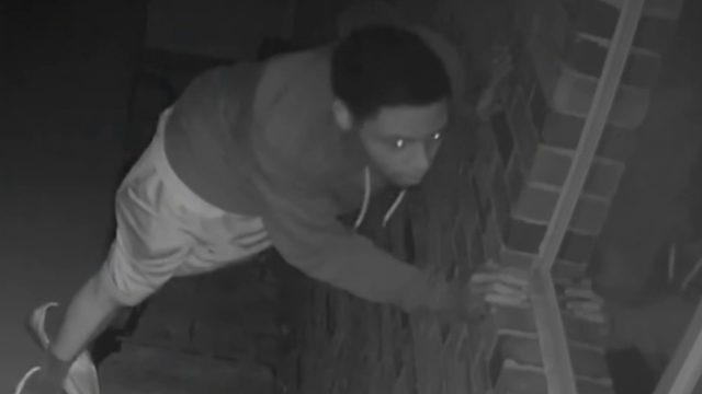 Prowler caught on camera wanted for touching woman inside Troy home