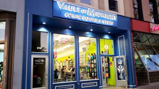 Vault of Midnight having Spooky Free Comic Book Day Oct. 26 in Ann Arbor