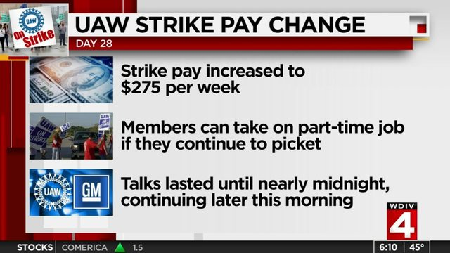 Day 28 of UAW-GM strike: Union waiting for automaker's response to counteroffer