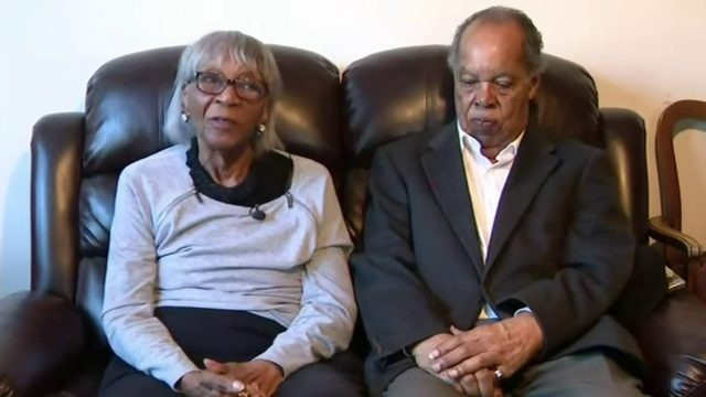 Thieves steal irreplaceable items from elderly couple's Detroit home…