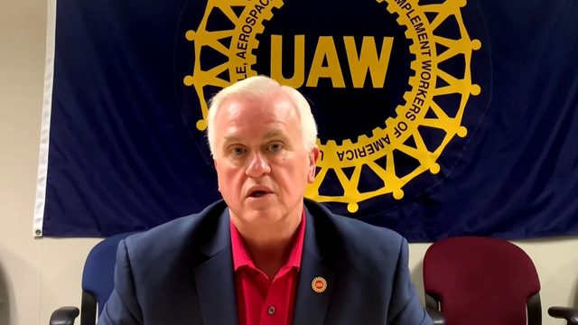 UAW-GM strike: UAW VP Terry Dittes releases Solidarity Sunday video…