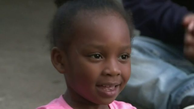 5-year-old girl recovering after being hit by shots fired into Michigan home