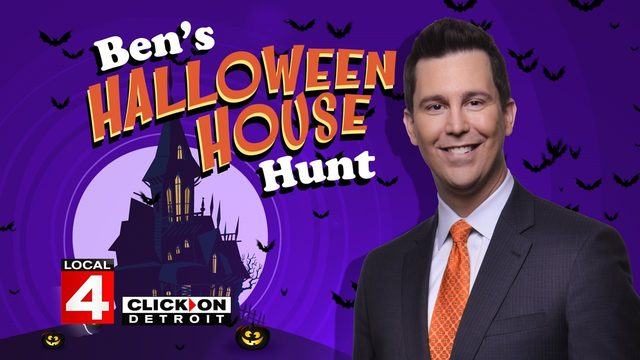 Ben's Halloween House Hunt: Submit a photo of your decorated house!
