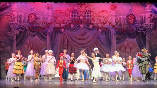 'The Nutcracker' ballet returns to Ann Arbor's Michigan Theater Dec. 14