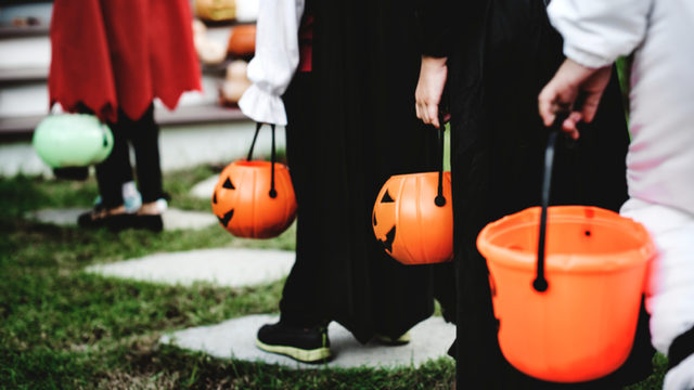 Family-friendly frights: Community trick-or-treats in the D