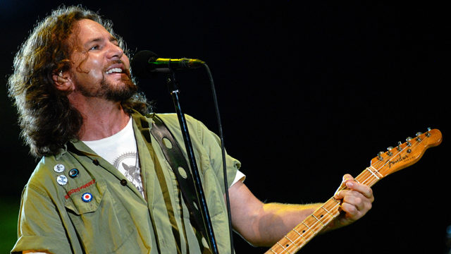 Some facts about Pearl Jam's 'Vitalogy' as album turns 25