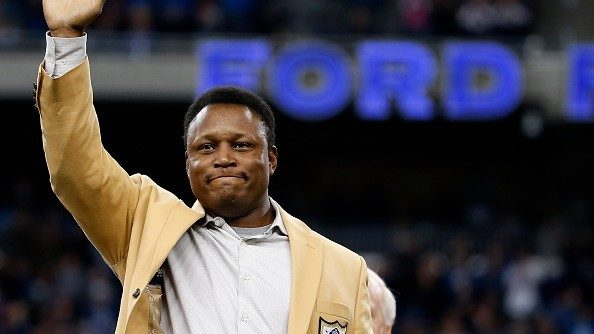 Even Barry Sanders was upset with refs in Lions-Packers game