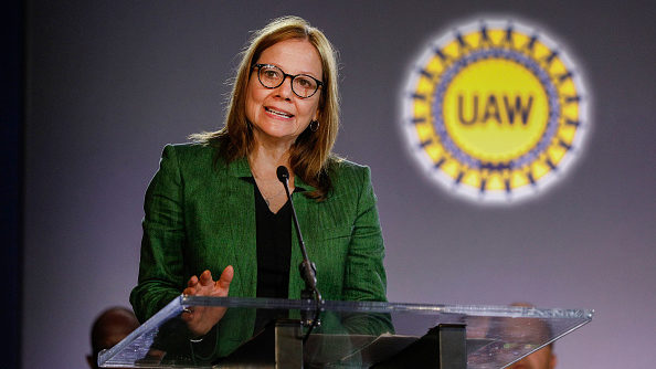 UAW-GM strike: Mary Barra, Mark Reuss meet with union leaders
