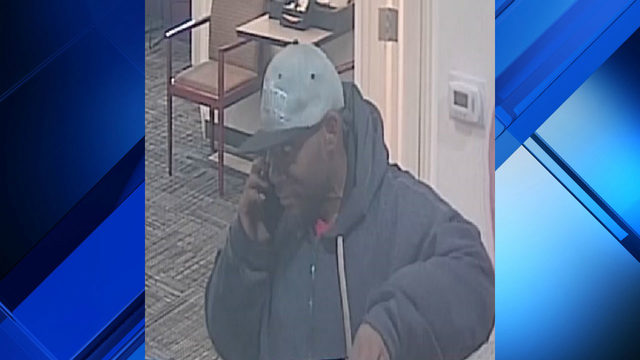 Police investigating Fifth Third Bank robbery in Chesterfield Township