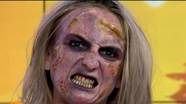 Halloween Makeover: Zombie edition