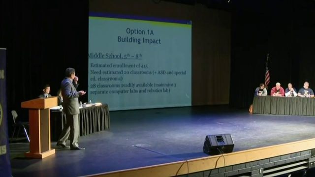 Hundreds attend meeting to discuss future of Clawson Public Schools