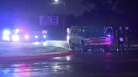 Telegraph closed at Pennsylvania in Taylor after pedestrian hit by vehicle
