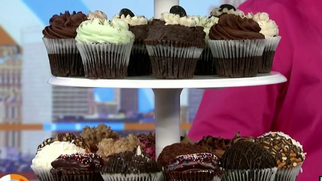 "Celebrate National Chocolate Cupcake Day with these ""Yummy"" treats!"