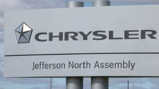 Fiat Chrysler employees report string of vehicle break-ins at assembly…