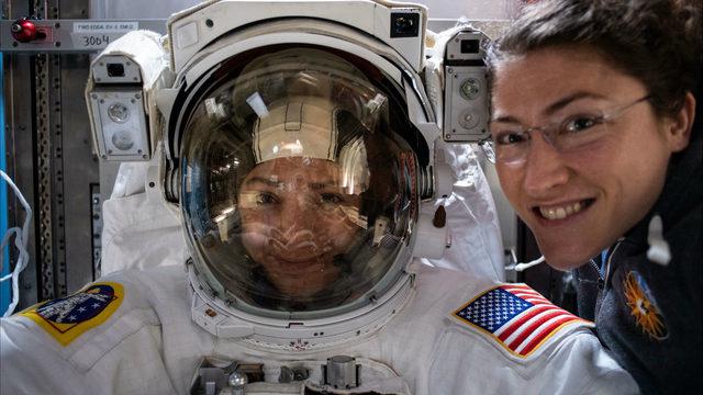 NASA to livestream first all-female spacewalk